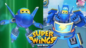 game Super Wings Jett Run